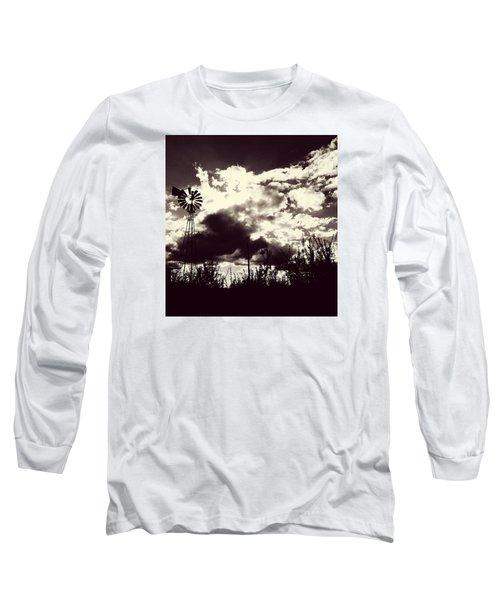Chasing Windmills Long Sleeve T-Shirt