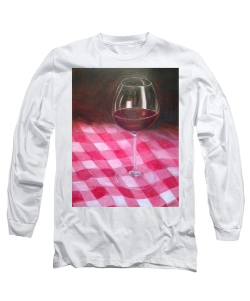 Checkered Past Long Sleeve T-Shirt