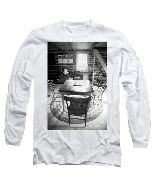 Checkers Long Sleeve T-Shirt