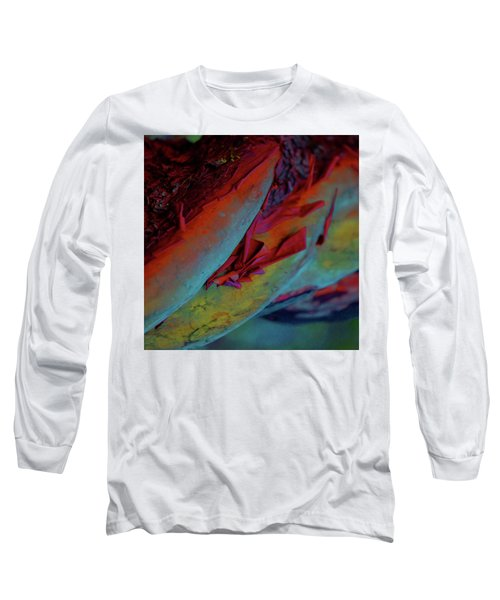 Cherish Long Sleeve T-Shirt by Richard Laeton