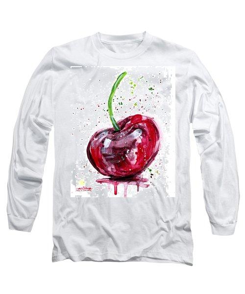 Cherry 2 Long Sleeve T-Shirt