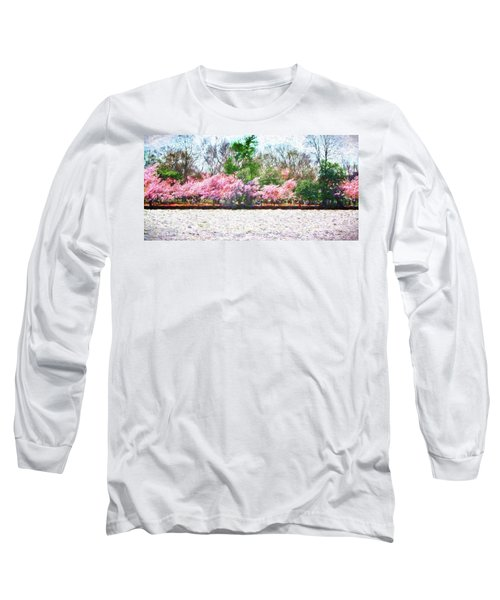 Cherry Blossom Day Long Sleeve T-Shirt