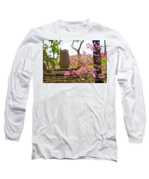 Cherry Blossoms 11 Long Sleeve T-Shirt