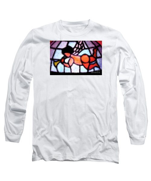 Cherub Art  Long Sleeve T-Shirt