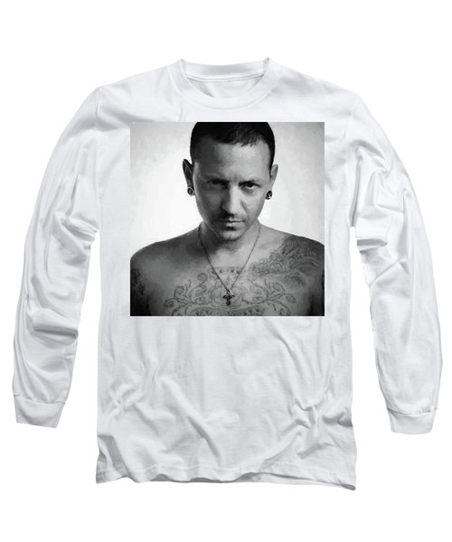Chester Bennington Long Sleeve T-Shirt