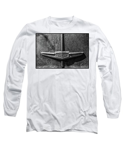Chevy Emblem-4240 Long Sleeve T-Shirt