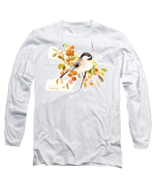 Chickadee Long Sleeve T-Shirt