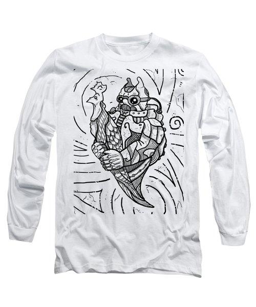 Chicken Master Long Sleeve T-Shirt