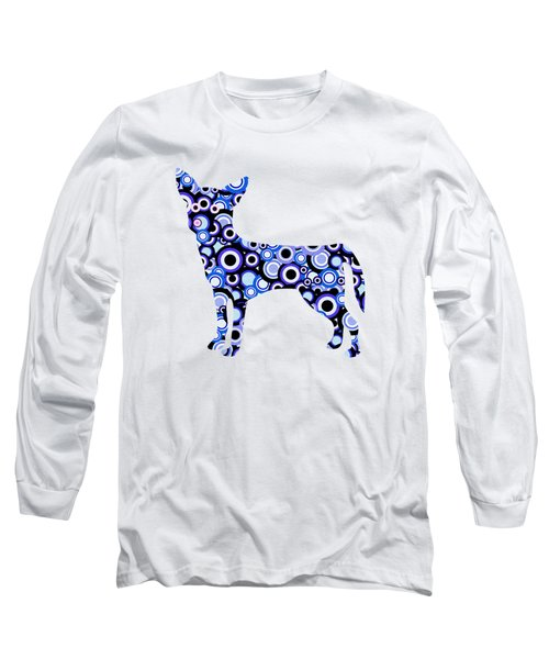 Chihuahua - Animal Art Long Sleeve T-Shirt