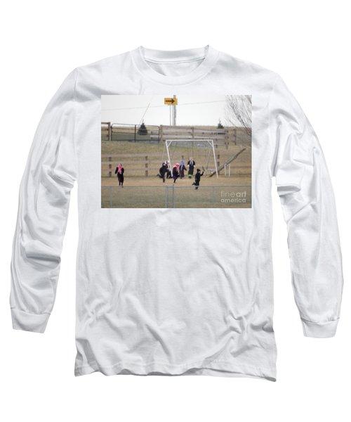 Childhood Joy Long Sleeve T-Shirt