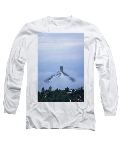 Chimney Rock Rising Long Sleeve T-Shirt