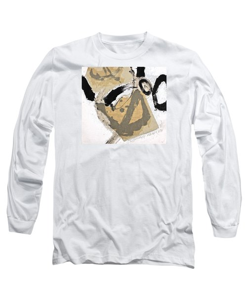 Chine Colle Long Sleeve T-Shirt by Cliff Spohn