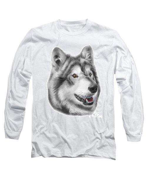 Chinook Long Sleeve T-Shirt by Peter Piatt