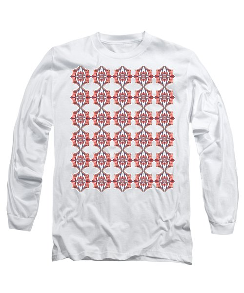 Chock A Block White Long Sleeve T-Shirt