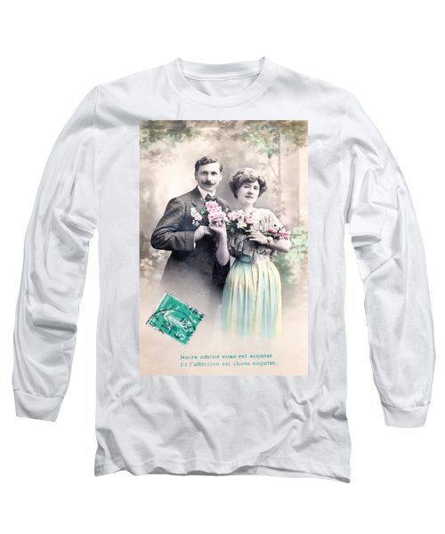 Chose Exquise Long Sleeve T-Shirt