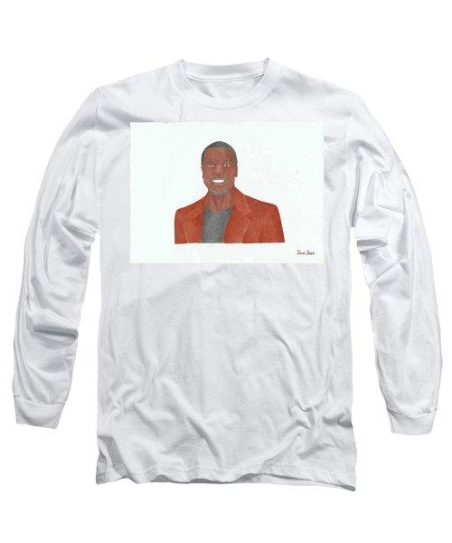 Chris Tucker Long Sleeve T-Shirt