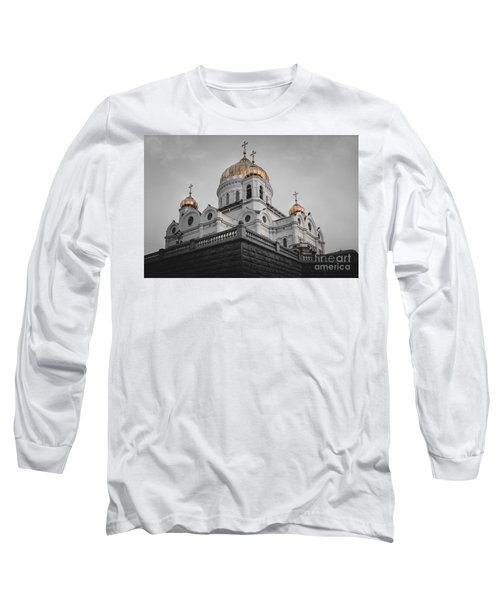 Christ The Savior Cathedral Long Sleeve T-Shirt