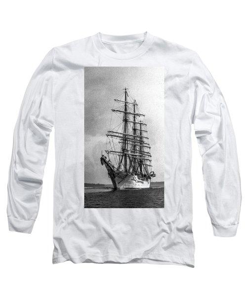 Christian Radich Long Sleeve T-Shirt