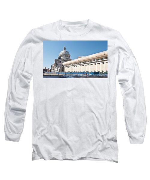 Christian Science Church Long Sleeve T-Shirt