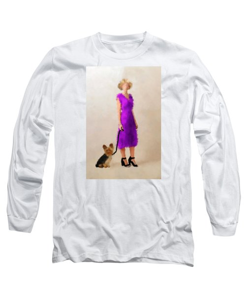Christina Long Sleeve T-Shirt