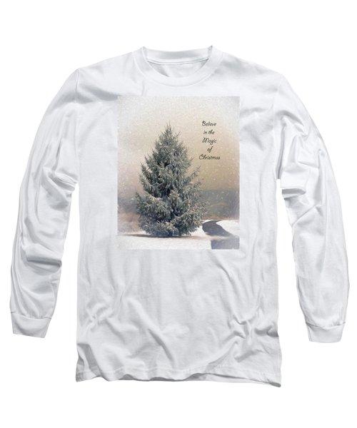 Christmas Magic Long Sleeve T-Shirt