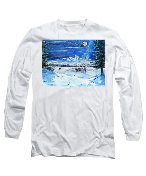 Christmas Wonderland Long Sleeve T-Shirt
