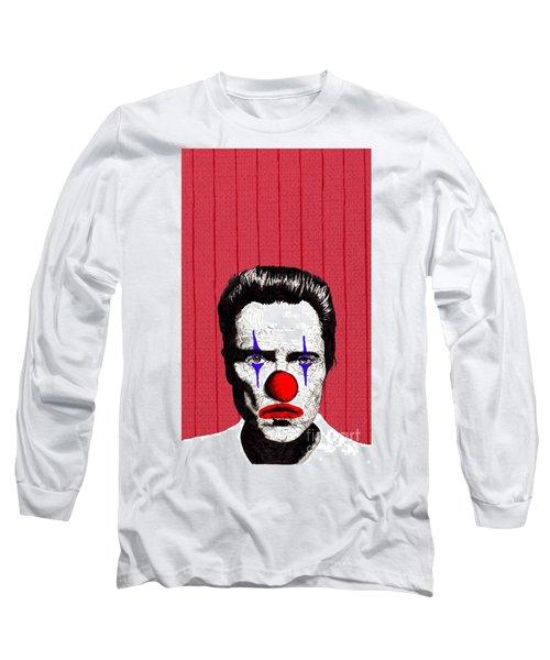 Christopher Walken 2 Long Sleeve T-Shirt