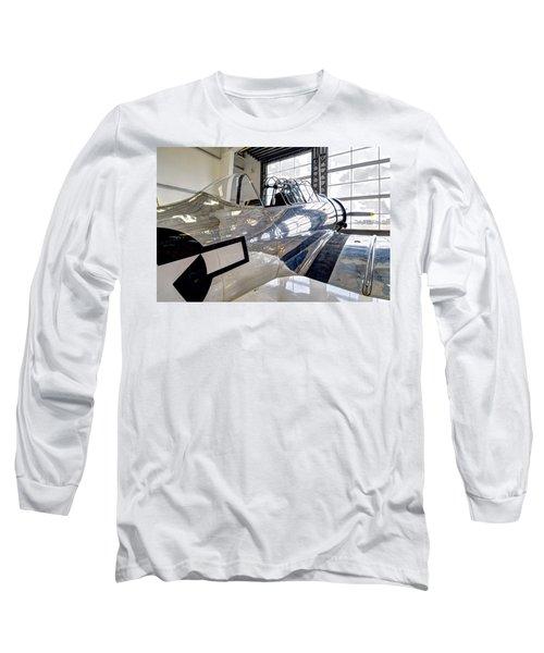 Chrome Long Sleeve T-Shirt