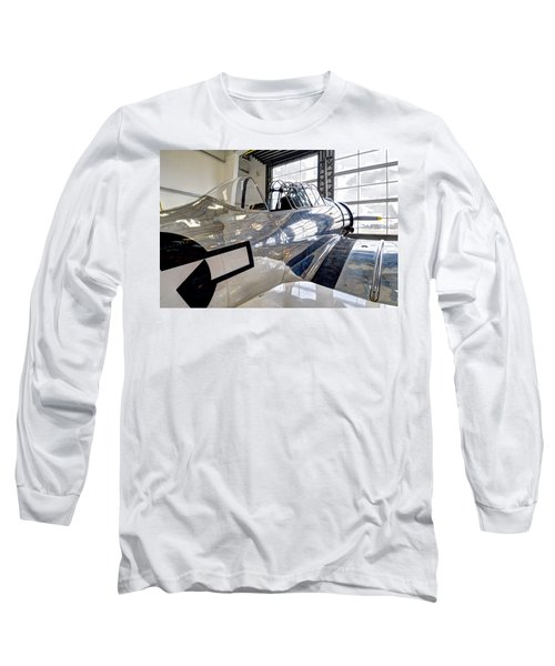 Chrome Long Sleeve T-Shirt