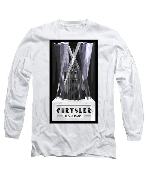 Chrysler Long Sleeve T-Shirt