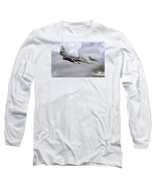 Chu Lai Skyhawks Long Sleeve T-Shirt