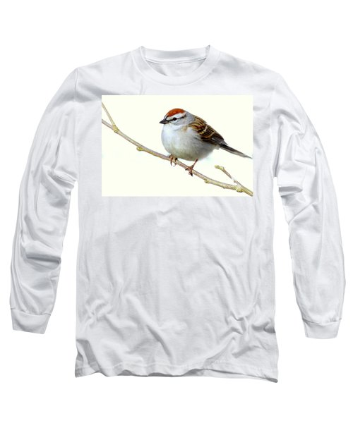 Chubby Sparrow Long Sleeve T-Shirt