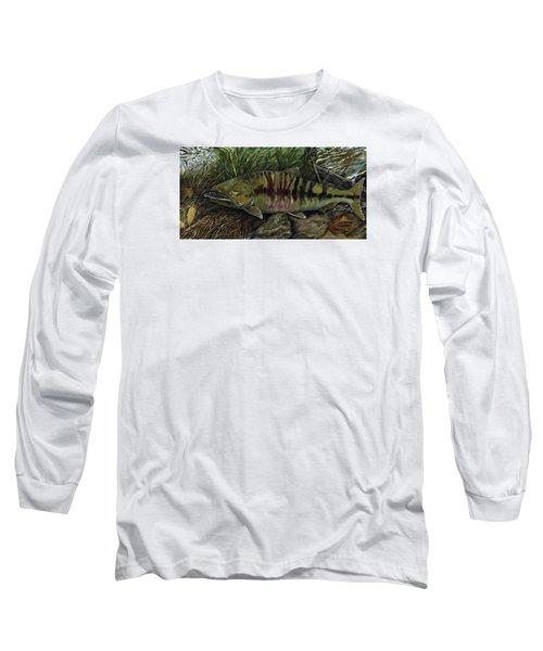 Chum Salmon Long Sleeve T-Shirt
