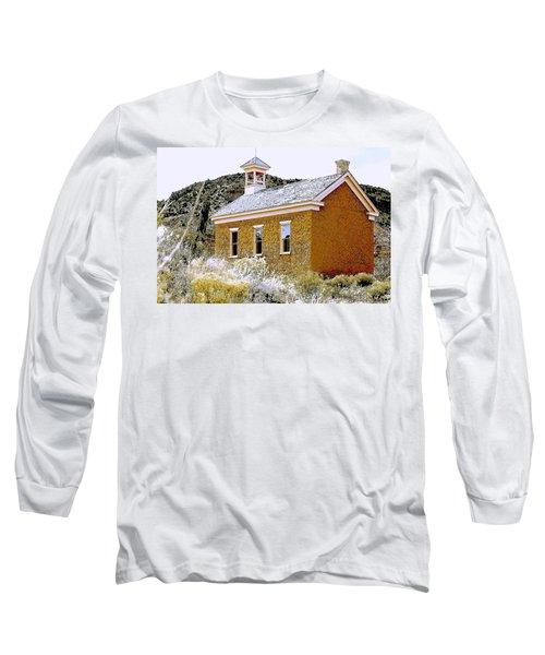 Church - Grafton Utah Long Sleeve T-Shirt