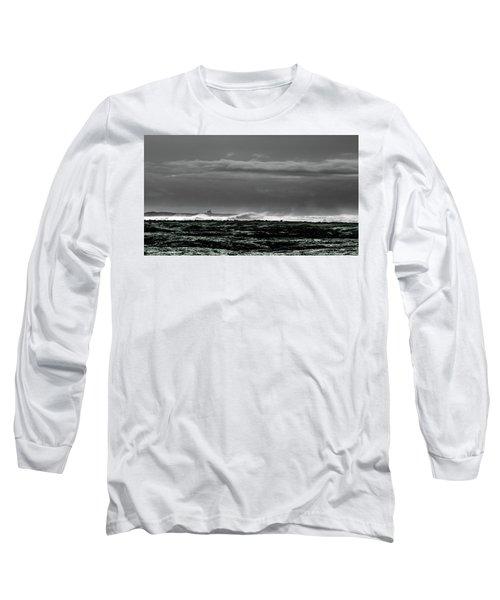 Church By The Sea Long Sleeve T-Shirt