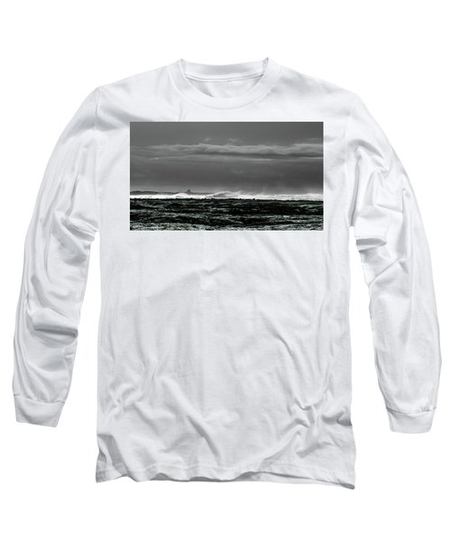 Church By The Sea Long Sleeve T-Shirt