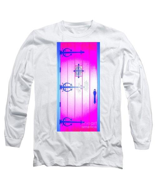 Church Door Long Sleeve T-Shirt