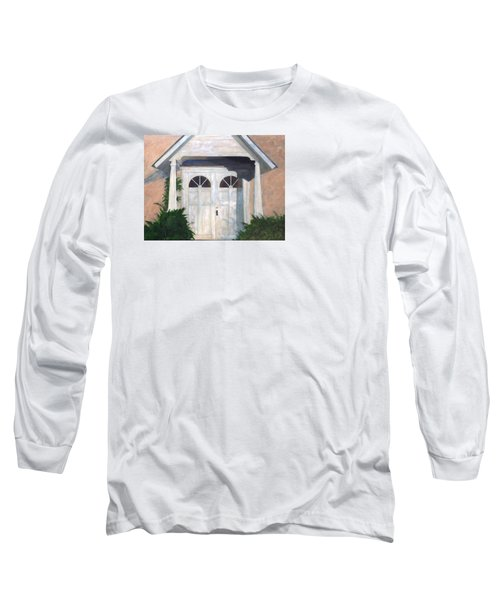 Church Doors Long Sleeve T-Shirt