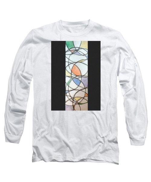 Church Glass Long Sleeve T-Shirt