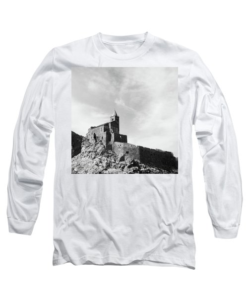 Church Of San Pietro II Long Sleeve T-Shirt