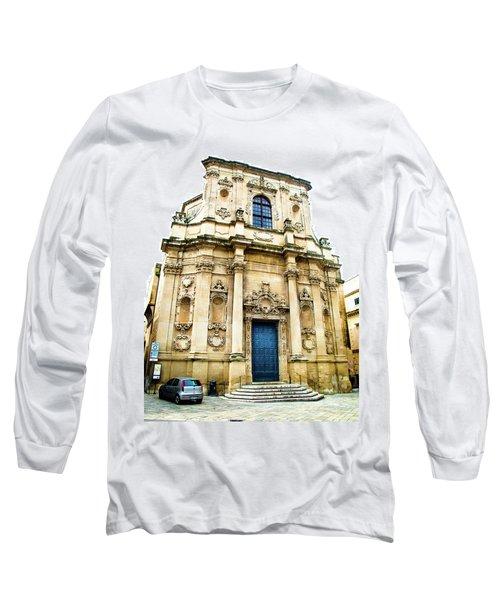 Church Of St Chiari Long Sleeve T-Shirt