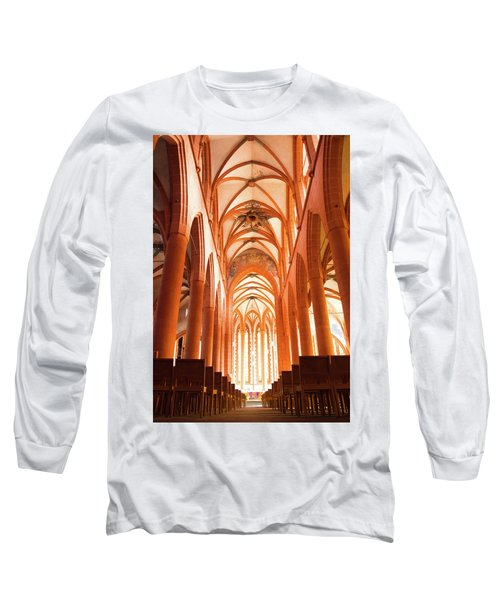 Church Of The Holy Spirit Long Sleeve T-Shirt