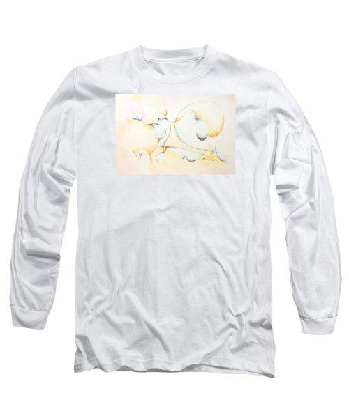 Circular Thoughts Long Sleeve T-Shirt