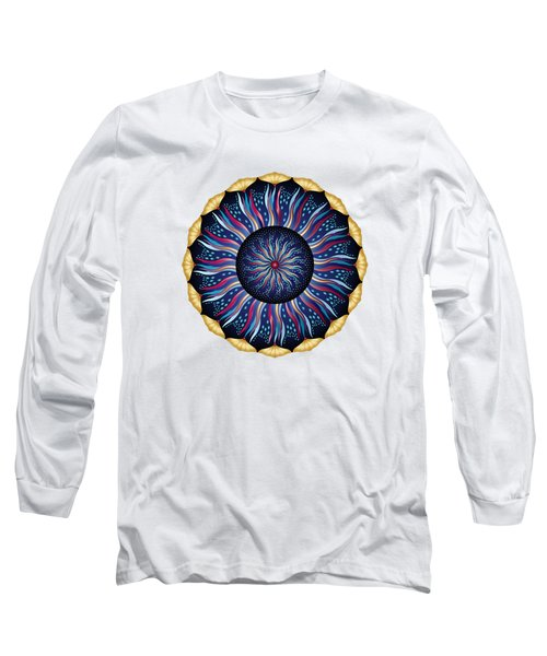 Circularium No 2633 Long Sleeve T-Shirt