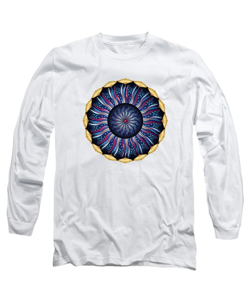 Circularium No 2633 Long Sleeve T-Shirt