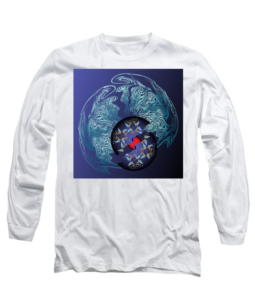 Circularium No 2636 Long Sleeve T-Shirt