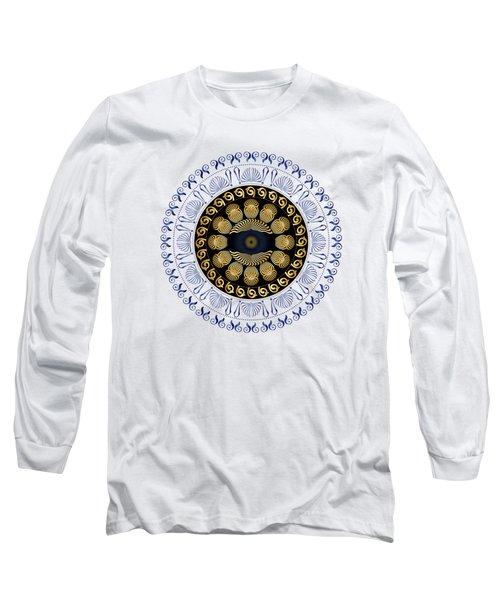 Circularium No 2638 Long Sleeve T-Shirt