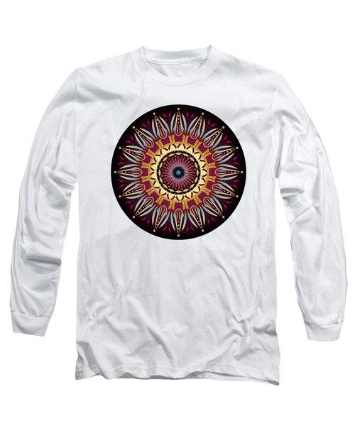 Circularium No 2639 Long Sleeve T-Shirt