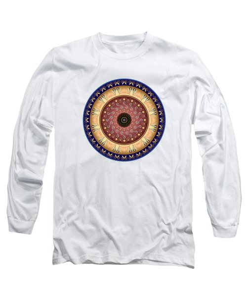Circularium No 2647 Long Sleeve T-Shirt