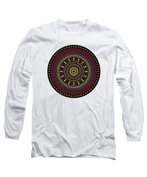 Circularium No 2650 Long Sleeve T-Shirt